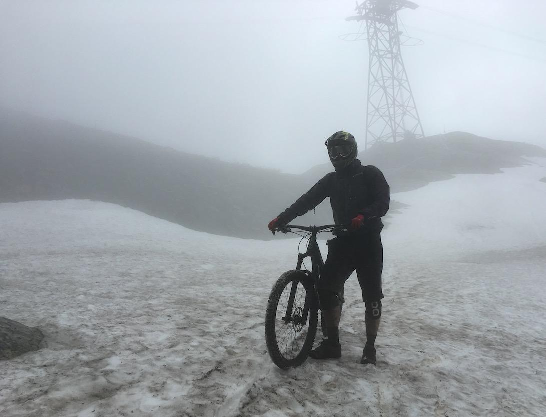 Åre MTB snow 2017